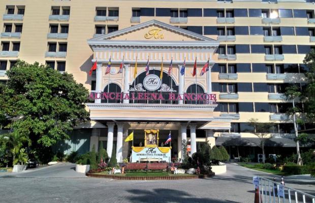 фотографии отеля Aunchaleena (ex. Chaleena) изображение №35