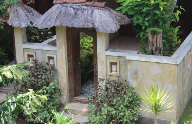 фотографии отеля The Sari Beach изображение №31