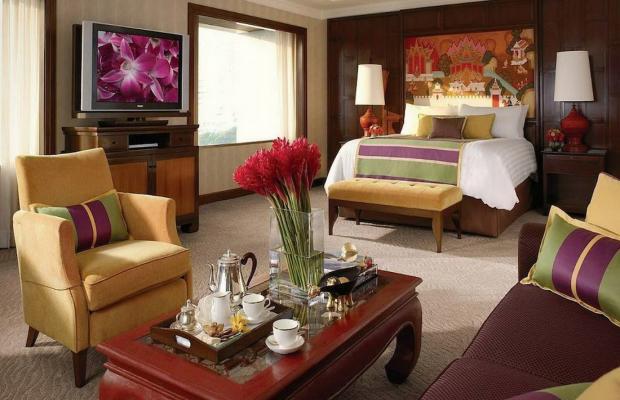 фото отеля Anantara Siam Bangkok Hotel (ex. Four Seasons Hotel Bangkok; Regent Bangkok) изображение №45