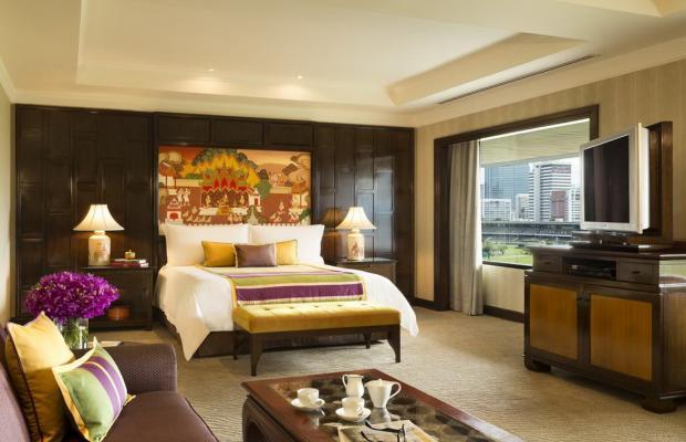 фотографии отеля Anantara Siam Bangkok Hotel (ex. Four Seasons Hotel Bangkok; Regent Bangkok) изображение №31