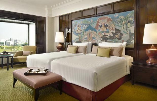фотографии отеля Anantara Siam Bangkok Hotel (ex. Four Seasons Hotel Bangkok; Regent Bangkok) изображение №11