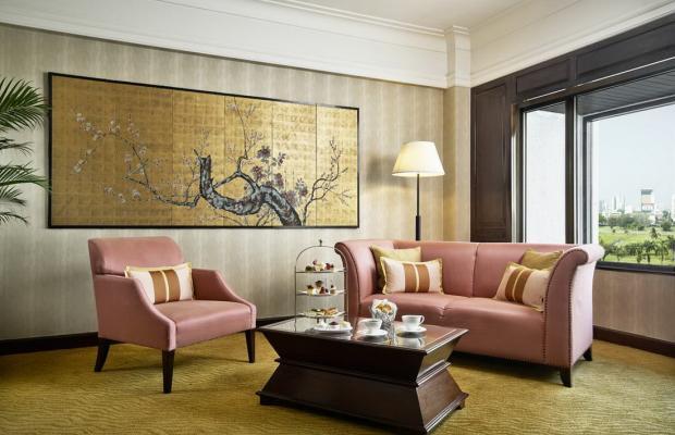фото отеля Anantara Siam Bangkok Hotel (ex. Four Seasons Hotel Bangkok; Regent Bangkok) изображение №9
