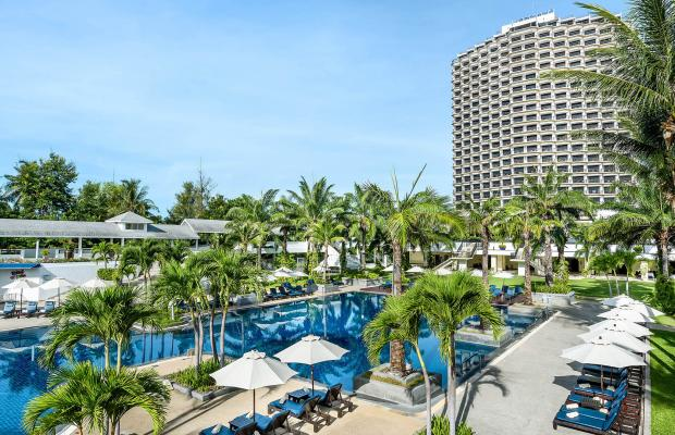 фото отеля Novotel Hua Hin Cha Am Beach Resort & Spa (ex. Courtyard by Marriott Hua Hin at Cha Am Beach; Tipviman Resort & Spa)	 изображение №1
