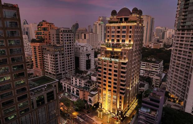 фото отеля Muse Bangkok by M Gallery Collection изображение №33