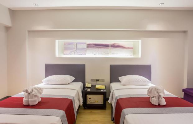 фотографии отеля Nouvo City Hotel изображение №47
