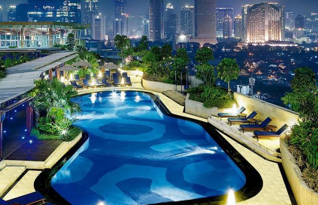 фото отеля Indonesia Kempinski Jakarta изображение №17