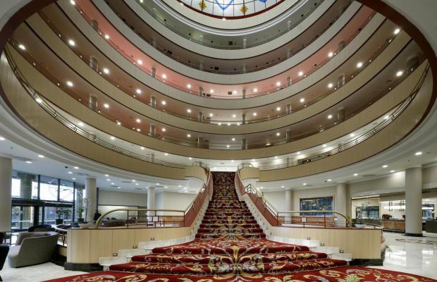 фотографии отеля Eurostars Madrid Foro (ex. Foxa Tres Cantos Suites & Resort) изображение №15