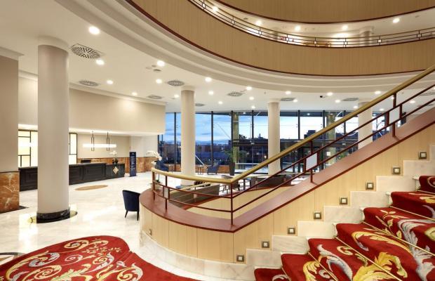 фотографии отеля Eurostars Madrid Foro (ex. Foxa Tres Cantos Suites & Resort) изображение №3