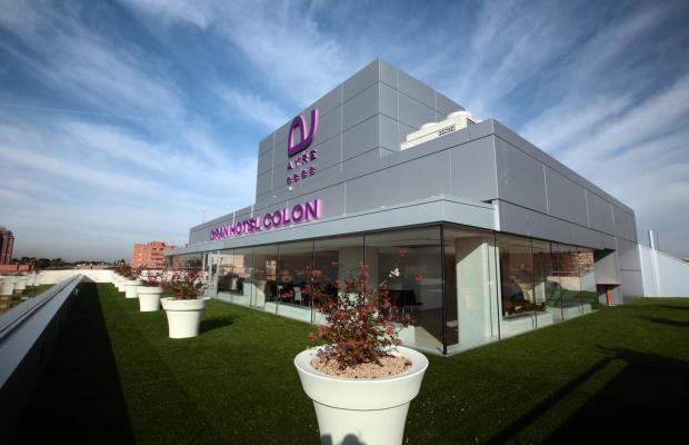 фото отеля Ayre Gran Hotel Colon изображение №1