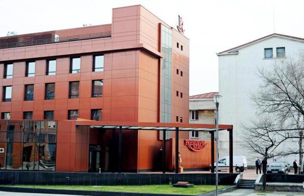 фотографии отеля Presidivm Palace (Президиум Пэлас) изображение №3