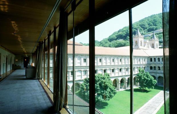 фотографии отеля Parador de Santo Estevo изображение №23