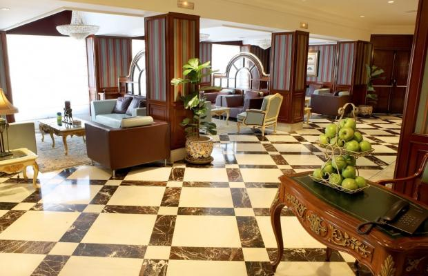 фото отеля Sercotel Gran Hotel Conde Duque изображение №37