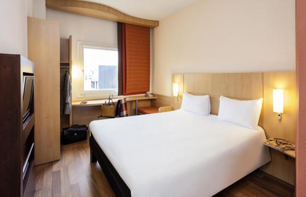 фотографии отеля Ibis Madrid Valentin Beato изображение №7
