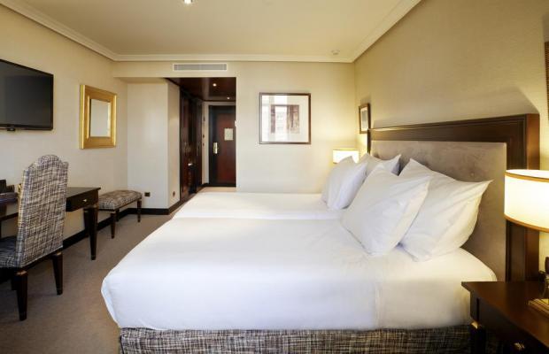 фотографии отеля Hesperia Madrid изображение №27