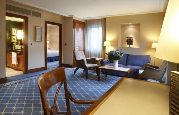 фотографии отеля Hesperia Madrid изображение №23