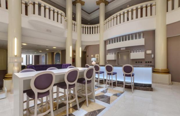 фотографии отеля Tryp Madrid Cibeles изображение №11
