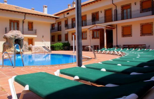 фотографии отеля Balneario Parque de Cazorla изображение №27