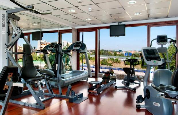 фотографии отеля Hilton Madrid Airport изображение №35