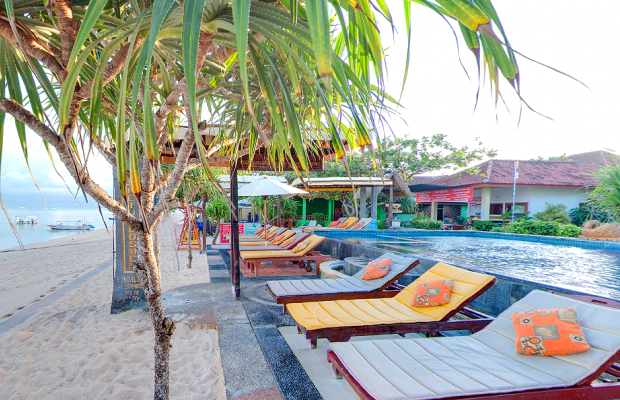 фотографии отеля Ketut Losmen Bungalows изображение №19