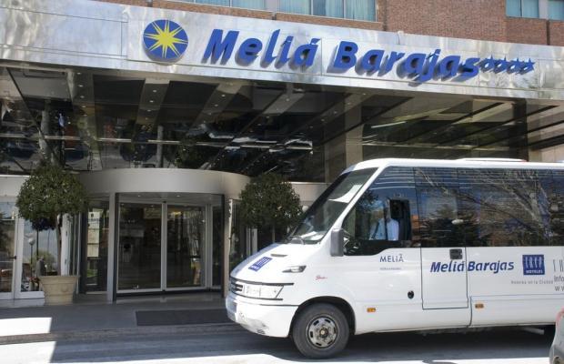 фотографии отеля Melia Barajas изображение №19