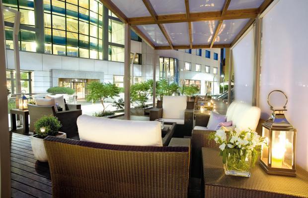 фотографии отеля Eurostars Suites Mirasierra (ex. Sheraton Madrid Mirasierra Hotel & Spa) изображение №55