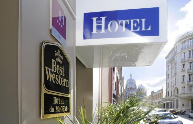 фото Best Western Hotel du Mucem изображение №18