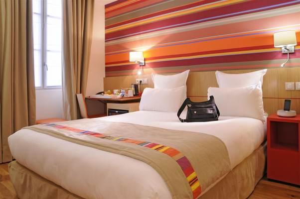 фото отеля Best Western Hotel du Mucem изображение №9