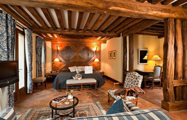 фотографии отеля Relais Bernard Loiseau (ех. Hotel de la Cote d'Or Saulieu) изображение №31