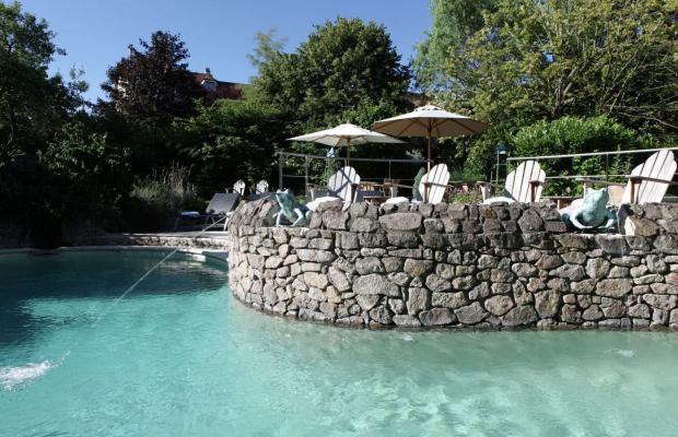 фото отеля Relais Bernard Loiseau (ех. Hotel de la Cote d'Or Saulieu) изображение №17