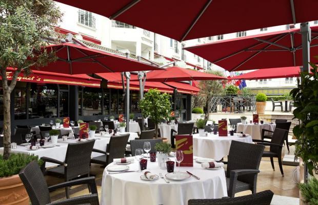 фото отеля Hôtel Barrière Le Majestic изображение №5