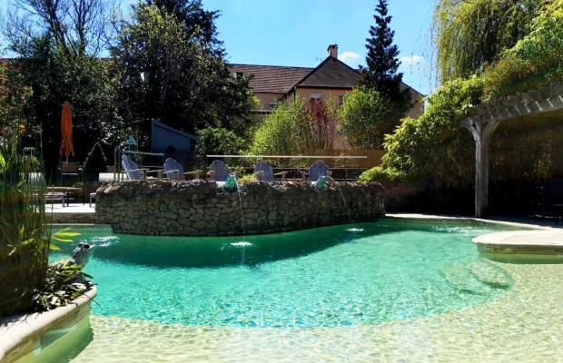 фото отеля Relais Bernard Loiseau (ех. Hotel de la Cote d'Or Saulieu) изображение №5