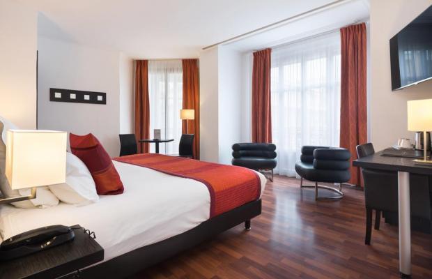 фотографии отеля Best Western Plus Hôtel Masséna Nice изображение №15