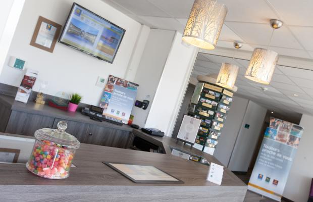 фото отеля Quality & Comfort Hotel Bordeaux Sud (ex. Balladins Superio) изображение №13