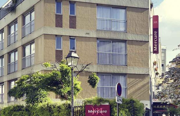 фотографии отеля Mercure Paris Bastille Saint Antoine (ex. Paname Hotel Bastille) изображение №23