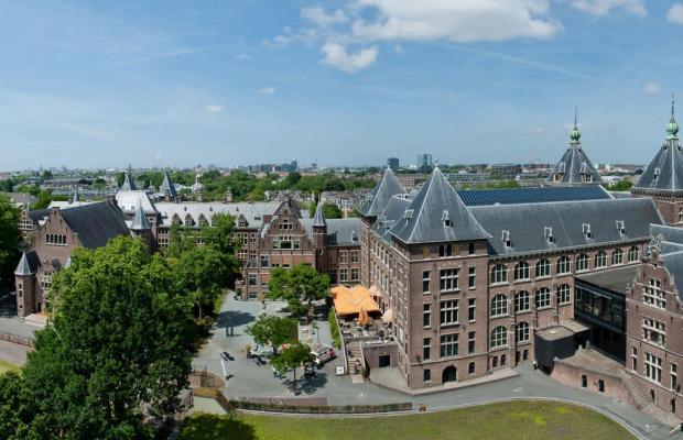 фотографии Amsterdam Tropen Hotel (ex. NH Tropen) изображение №28