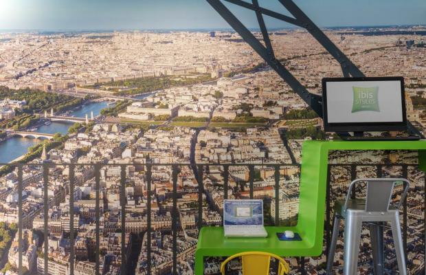 фото Paris Eiffel Cambronne изображение №10