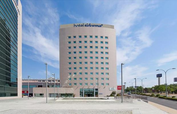 фото отеля B&B Hotel Madrid Aeropuerto T4 (ex. Hotel Sidorme Madrid Aeropuerto T4; Arturo Norte) изображение №1