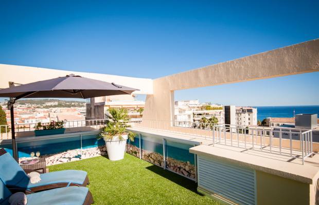 фотографии отеля Residhome Appart Hotel Nice Promenade изображение №7