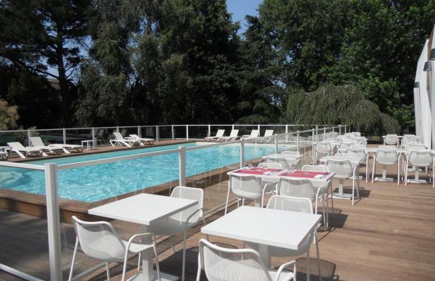 фото отеля Mercure Bordeaux Lac изображение №17