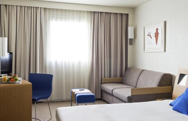 фотографии отеля Novotel Nice Arenas-Aeroport изображение №11