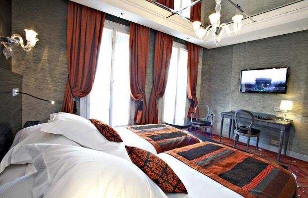 фотографии отеля Maison Albar Hotel Paris Champs-Elysees (ex. Maison Albar Champs-Elysees Mac Mahon) изображение №27