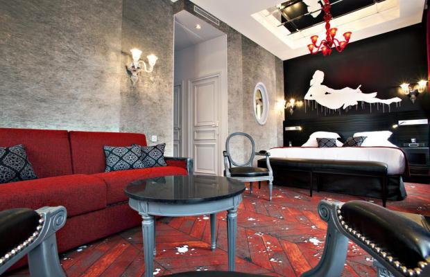 фото отеля Maison Albar Hotel Paris Champs-Elysees (ex. Maison Albar Champs-Elysees Mac Mahon) изображение №25