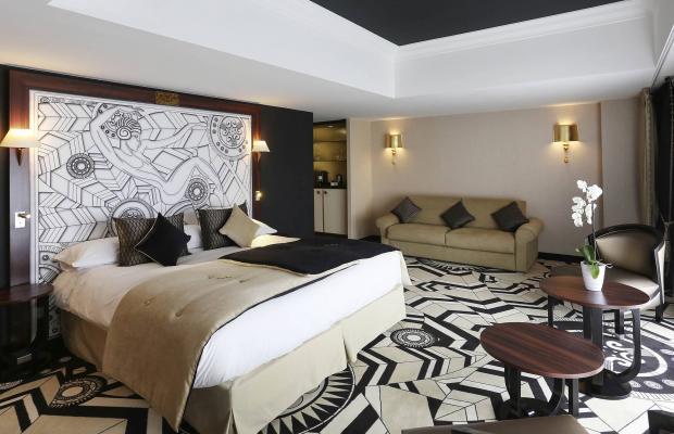 фотографии Le Regina Biarritz Hotel & Spa MGallery by Sofitel (ex. Mercure Thalassa Regina & du Golf) изображение №8