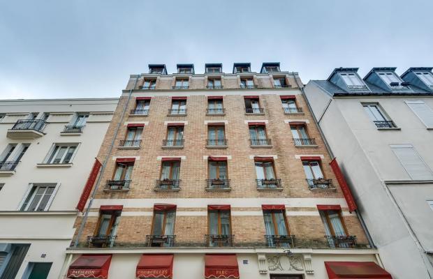 фото отеля Pavillon Courcelles Parc Monceau изображение №1