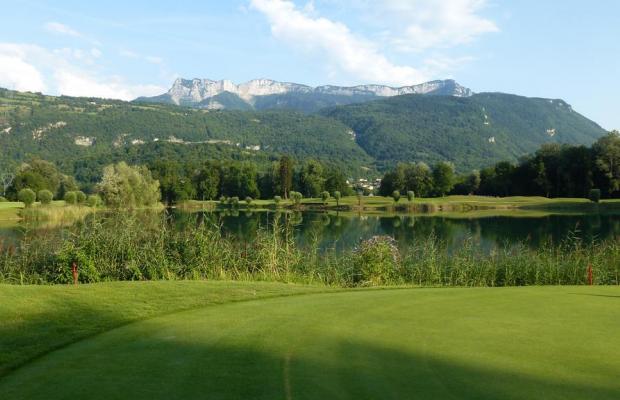 фото Golf Hotel Grenoble Charmeil изображение №22