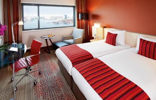 фото отеля Movenpick Hotel Amsterdam City Centre изображение №17