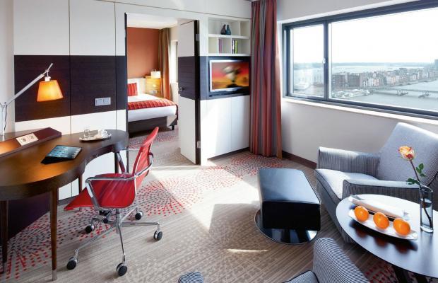 фотографии отеля Movenpick Hotel Amsterdam City Centre изображение №15