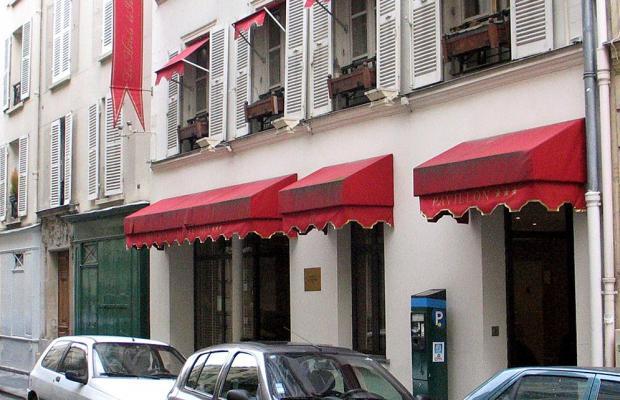 фотографии отеля Pavillon Villiers Etoile изображение №27