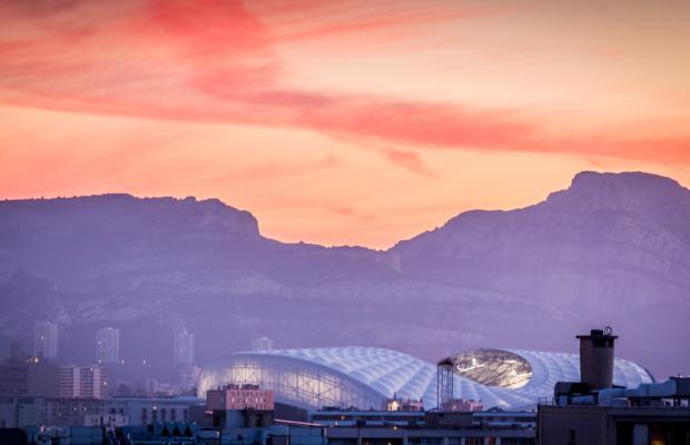 фотографии отеля Hipark Design Suites Marseille изображение №3