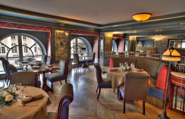 фото отеля Grand Hotel de Bordeaux & Spa (ex. The Regent Grand Hotel Bordeaux) изображение №5